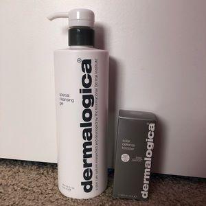 Dermalogica special cleansing gel / spf